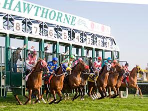Hawthorne Racecourse