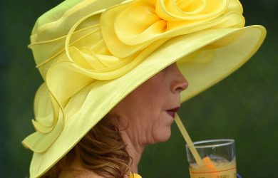 Black Eyed Susan Drink Recipe