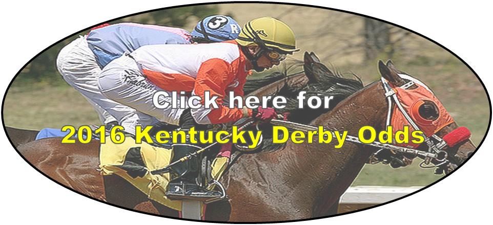 2016 KY Derby Odds