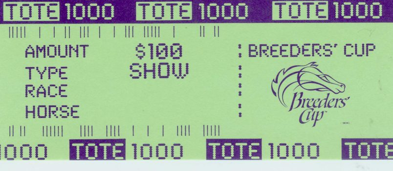 650013 show bc betting ticket