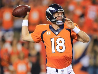 Peyton Manning throwing a pass (from Business Insider)