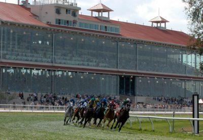 Fair Grounds Racecourse (photo via www.myneworleans.com).