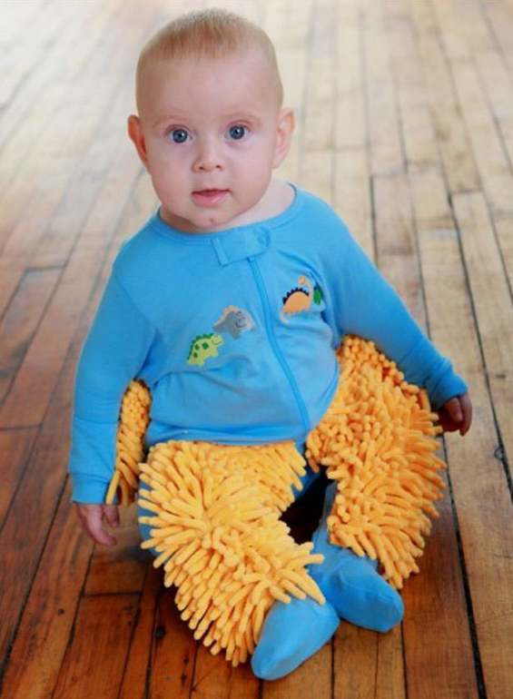 Baby Mop Sweeper