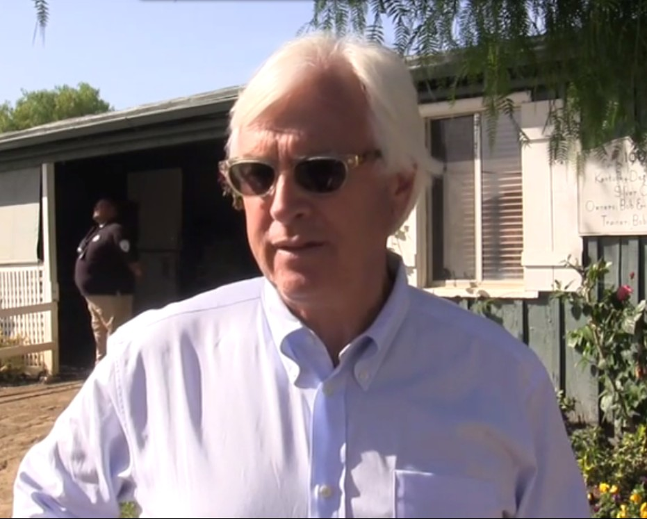 After losing Mastery to injury, Bob Baffert hopes that Rebel entrant American Anthem can help him get back to the Churchill Downs' winner's circle on the first Saturday in May.