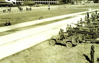 Churchill Downs WWII