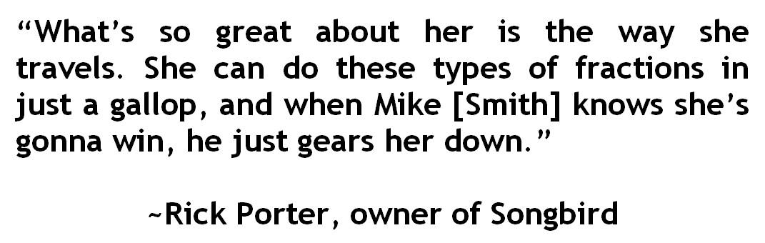 Rick Porter Quote