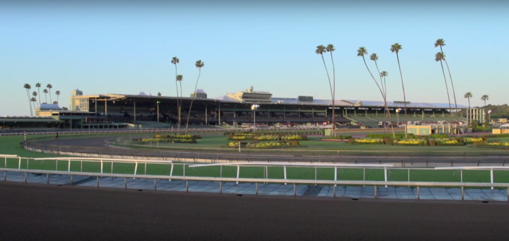 Santa Anita Park will host the Gold Cup on Saturday, June 25, 2016.
