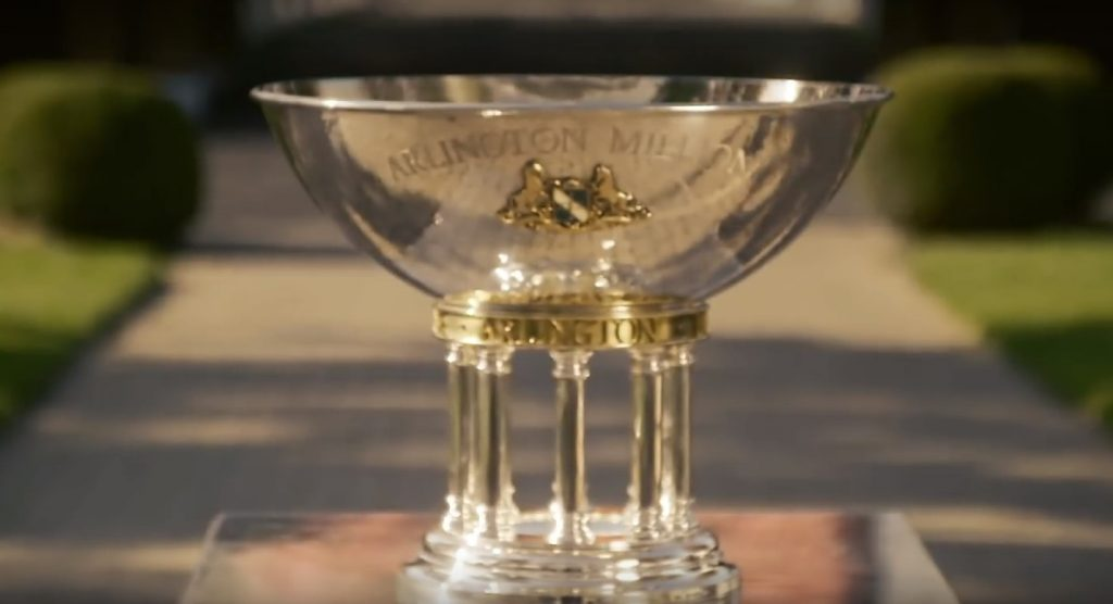 Arlington Million Trophy