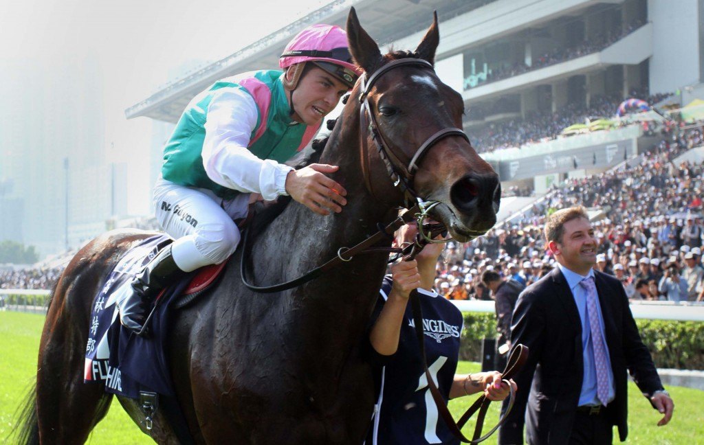 Flintshire (photo via www.hkjc.com)