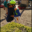 Hugs at Del Mar