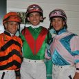 Javier Castellano, Ramon Dominguez and Junior Alvarado. (Photo courtesy of Gonzalo Anteliz Jr.)