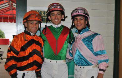 Javier Castellano, Ramon Dominguez and Junior Alvarado. (Photo courtesy of Gonzalo Anteliz Jr.)