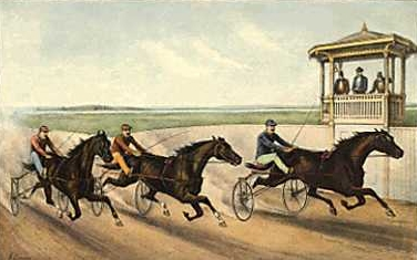 Harness-Racing