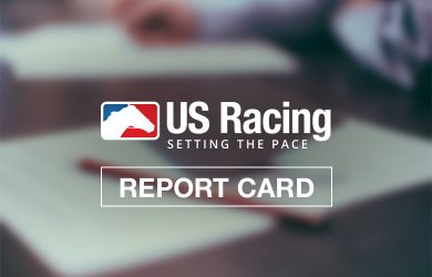 US racing Report card