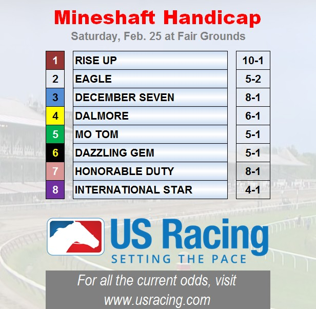 Mineshaft-Handicap