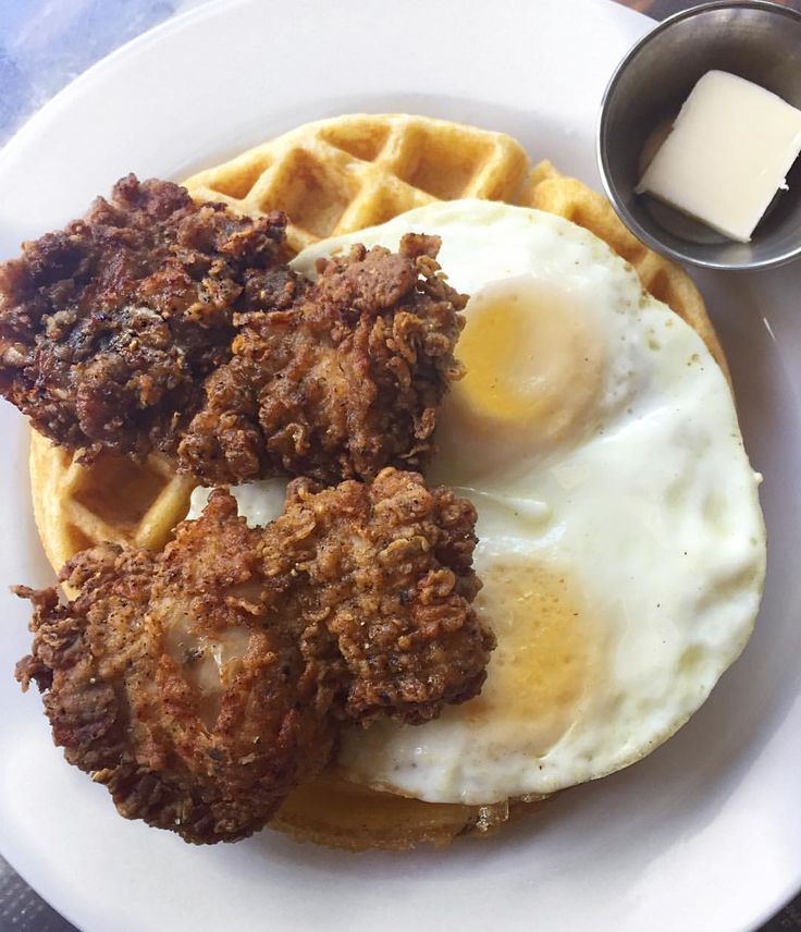 The Skillet Restaurant chicken dinner (photo via Pinterest.com).