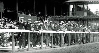 Saratoga Race Course opened for business on August 3, 1863.