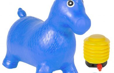 Best-Choice-Products-Kids-Blue-Horse-Hopper-Pump-Included-Inflatable-Jumping-Horse-Space-Hopper-Ride-on-Bouncy-Animal