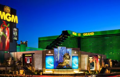 MGM Grand (photo via mgmgrand.com).