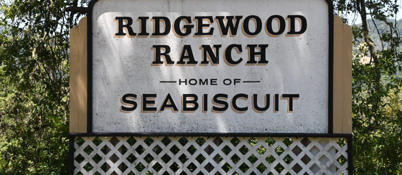Home of Seabiscuit