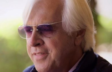 Bob Baffert (photo via YouTube).