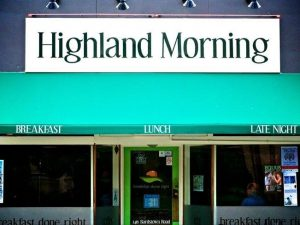 Highland-Morning