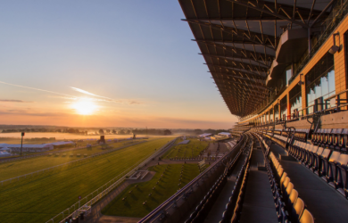 Ascot Racecourse (Photo Courtesy of Ascot Racecourse)