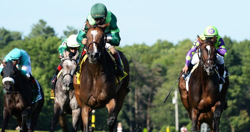 A Day Of Repeat Victories For Horses And Trainers Daily