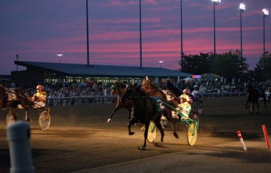 Meadowlands Racetrack - Photo Courtesy of www.TheBigM.com