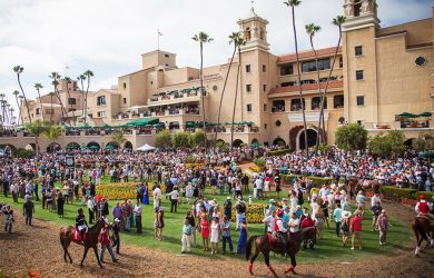 Del Mar Racetrack - Photo Courtesy of www.dmtc.com