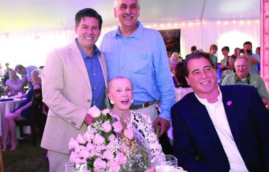 Marylou Whitney - Photo Courtesy of Saratoga.com