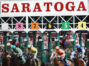 Saratoga - Photo Courtesy of NYRA