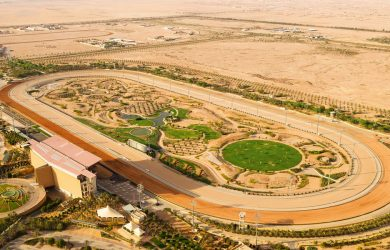 King Abdulaziz Racetrack, photo courtesy of www.thesaudicup.com