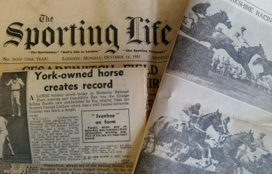 The Sporting Life - Photo courtesy of www.wetherbyracing.co.uk