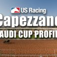 Saudi Cup Betting Odds Capezzano: Horse Profile