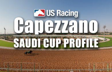 Saudi Cup Betting Odds Capezzano: Horse Profile