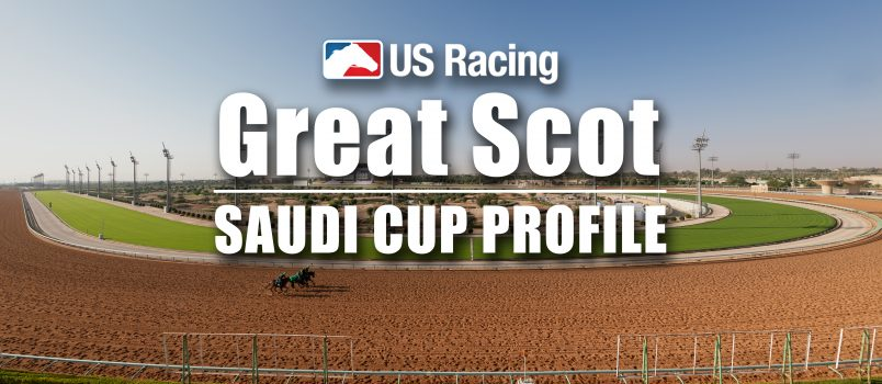 Saudi Cup Betting Odds Great Scot Profile