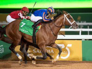 Maximum Security Best Horse: Wins Inaugural Saudi Cup