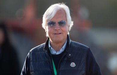 Bob Baffert - Photo courtesy of Laura Green / Jockey Club of Saudi Arabia