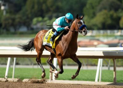 Authentic San Felipe Stakes