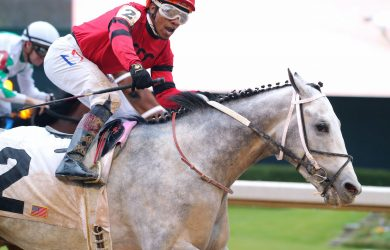 SILVER PROSPECTOR - Photo courtesy of Oaklawn Park