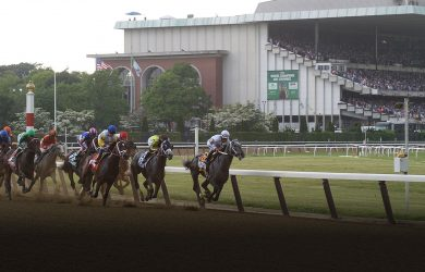 Belmont Park - Photo Courtesy of NYRA