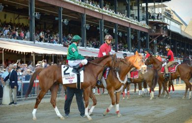 Code of Honor - US Racing Photo