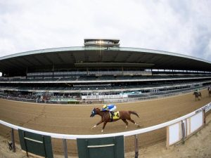 Belmont Park opening day