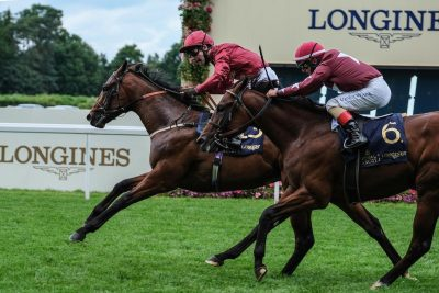 The Lir Jet at Royal Ascot