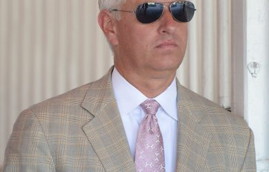 Todd Pletcher Photo Courtesy of NYRA
