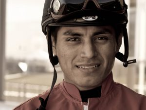 Jockey Abel Cedillo - All rights reserved by Ome Tochtli