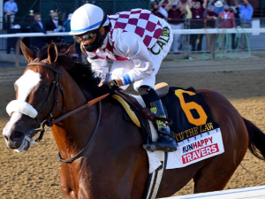 Tiz the Law wins Travers Stakes