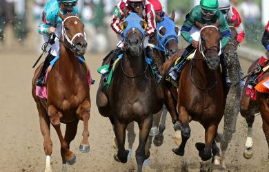 MONOMOY GIRL - The La Troienne G1 - 35th Running - 09-04-20 - R11 - CD - First Turn 01
