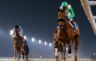 SECRET AMBITION Credit by Dubai Racing Club